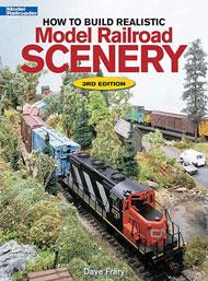 Realistic Model Railroad Scenery