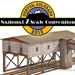 2012 Z Scale Convention Diorama