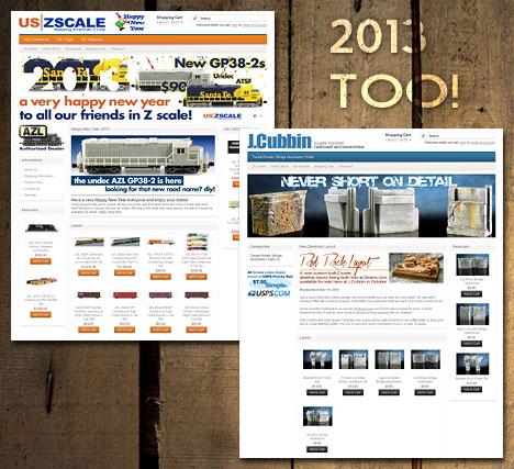 New Ztrains Websites