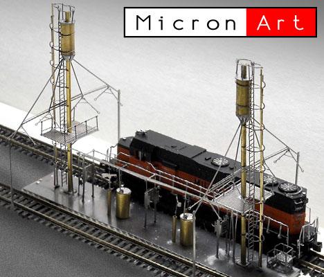 Micron Art Diesel Service Facility