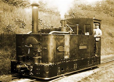 Glyn Valley Tram