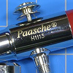 Paasche H Airbrush Parts