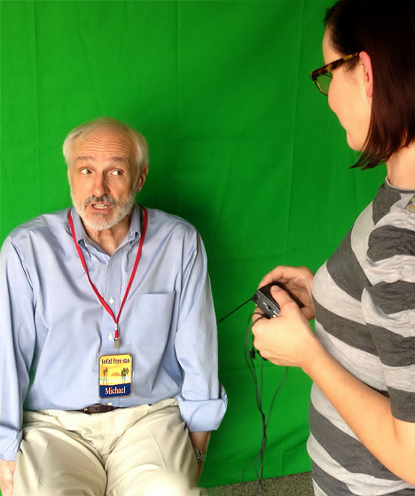 Sara Kelly Interviews Michael Gross