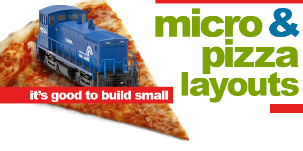 Micro Layouts and Pizza Layouts