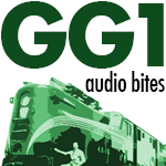 PRR GG1 Audio Bites