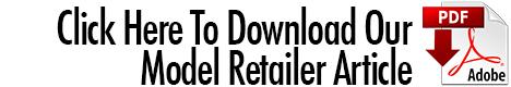 Raildig article in Model Retailer magazine