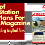 Two Union Station Track Plans For Ztrack Magazine