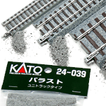 Kato Unitrack Ballast For HO, N & Z Scale