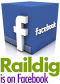 Raildig on Facebook