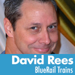 David Rees BlueRail Trains