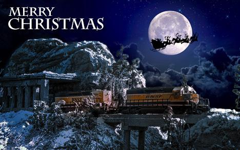 Christmas 2015 desktop wallpaper