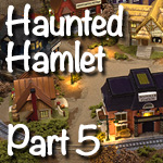 Micro-Trains Haunted Hamlet Layout | Final