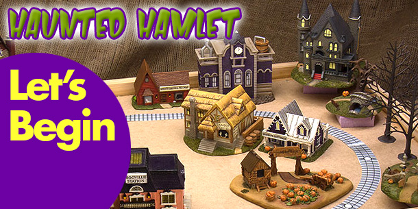 The Haunted Hamlet Layout | Part 1