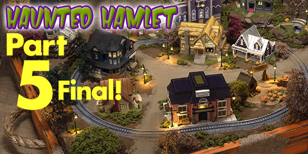 The Haunted Hamlet Layout | Final