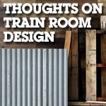 Thoughts On Train Room Design