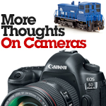 More Thoughts On Cameras