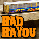 Bad Bayou Halloween Diorama | Part 1