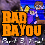Bad Bayou Halloween Diorama | Final