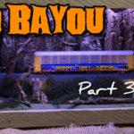 Bad Bayou Halloween Diorama | Final