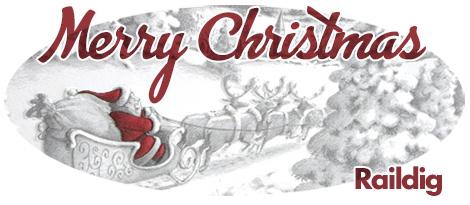 Merry Christmas from Raildig