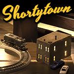Shortytown in Z Scale