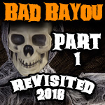 Bad Bayou N Scale Halloween Diorama Revisited 2018 | Part 1
