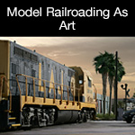 Lance Mindheim | Model Railroading As Art