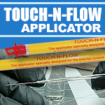 Touch-N-Flow Solvent Applicator | Welding Styrene