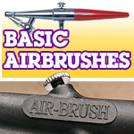 Basic Airbrushes Video